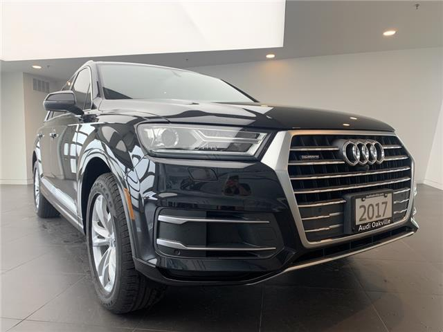 2017 Audi Q7 3.0T Progressiv (Stk: L8866) in Oakville - Image 1 of 23