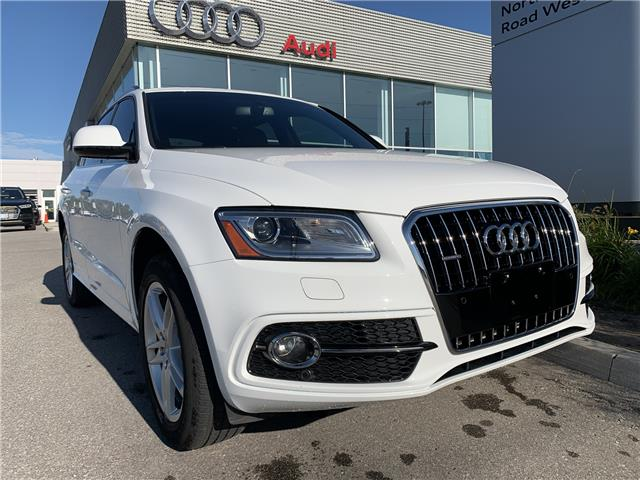 2017 Audi Q5 2.0T Progressiv (Stk: B8932) in Oakville - Image 1 of 21
