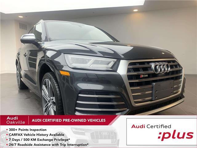 2018 Audi SQ5 3.0T Technik (Stk: B8945) in Oakville - Image 1 of 22