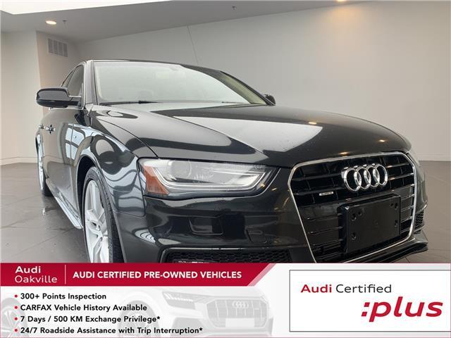 2016 Audi A4 2.0T Technik plus (Stk: B8961) in Oakville - Image 1 of 21
