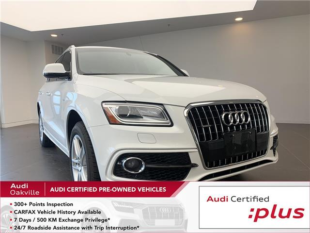 2016 Audi Q5 2.0T Technik (Stk: L8994) in Oakville - Image 1 of 21