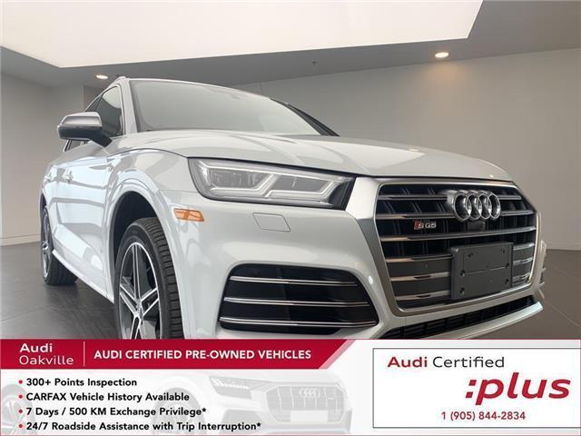 2018 Audi SQ5 3.0T Progressiv (Stk: 49046) in Oakville - Image 1 of 21