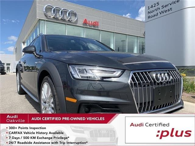 2018 Audi A4 allroad 2.0T Technik (Stk: 49446) in Oakville - Image 1 of 22