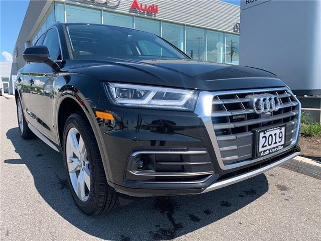 2019 Audi Q5 45 Technik (Stk: 50192) in Oakville - Image 1 of 22