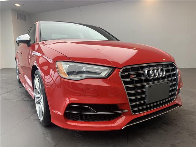 2015 Audi S3 2.0T Progressiv (Stk: L8976) in Oakville - Image 1 of 19