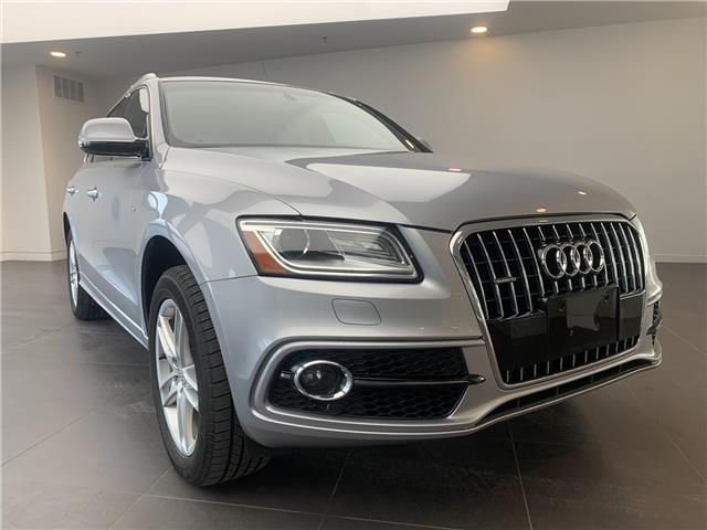 2017 Audi Q5 2.0T Progressiv (Stk: L9069) in Oakville - Image 1 of 21