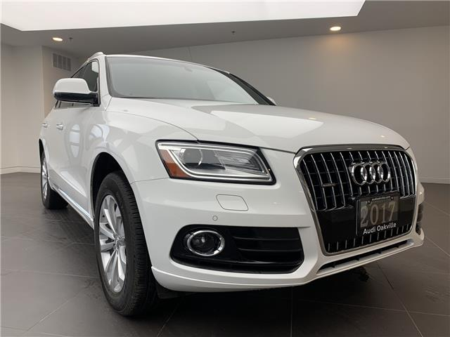 2017 Audi Q5 2.0T Progressiv (Stk: B9165) in Oakville - Image 1 of 21