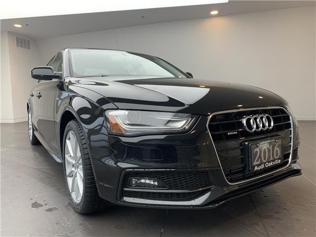 2016 Audi A4 2.0T Progressiv plus (Stk: B9182) in Oakville - Image 1 of 22