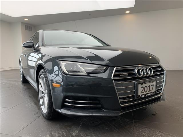 2017 Audi A4 2.0T Progressiv (Stk: B9162) in Oakville - Image 1 of 22