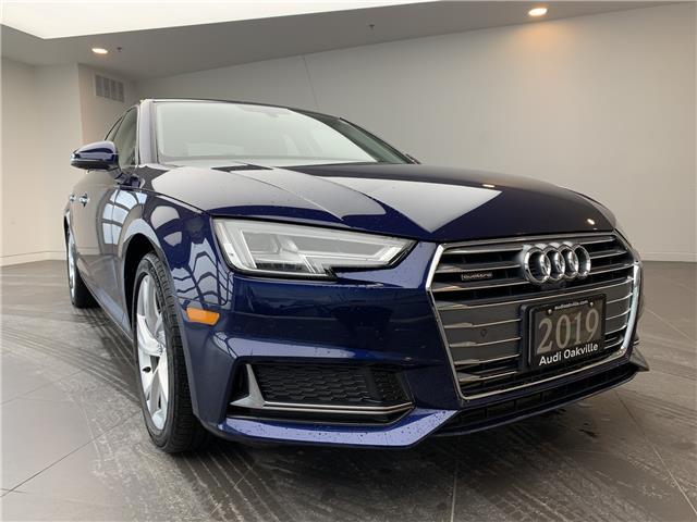 2019 Audi A4 45 Progressiv (Stk: 50633B) in Oakville - Image 1 of 20