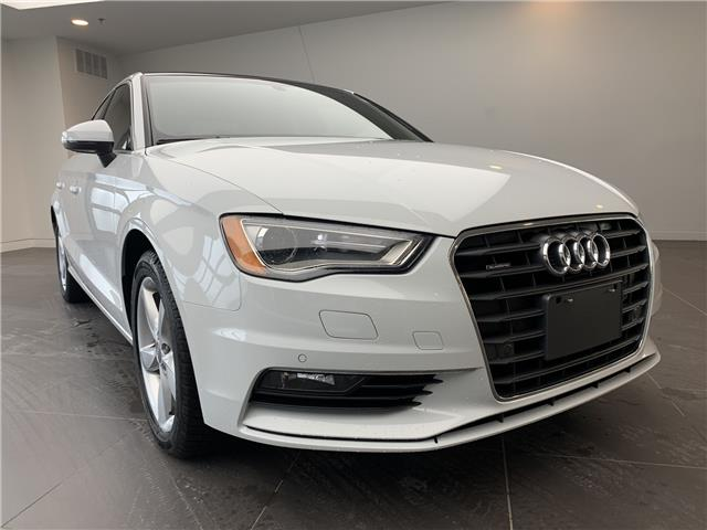 2016 Audi A3 2.0T Progressiv (Stk: L9209) in Oakville - Image 1 of 19