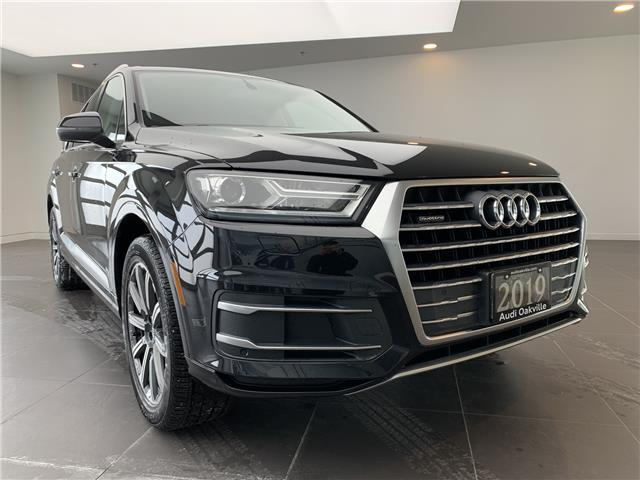 2019 Audi Q7 45 Komfort (Stk: L9196) in Oakville - Image 1 of 22