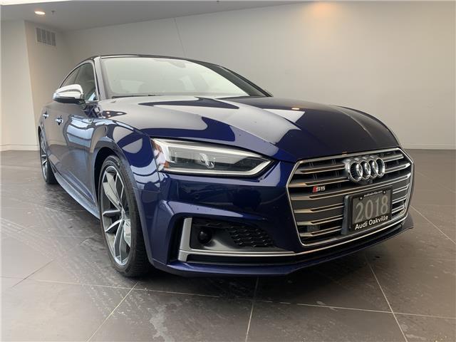 2018 Audi S5 3.0T Technik (Stk: L9213) in Oakville - Image 1 of 22
