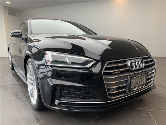 2018 Audi A5 2.0T Progressiv (Stk: B9217) in Oakville - Image 1 of 22