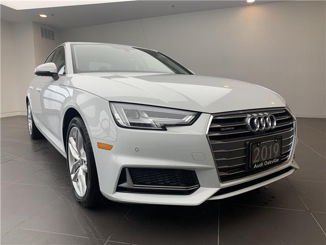 2019 Audi A4 45 Technik (Stk: 50140B) in Oakville - Image 1 of 23