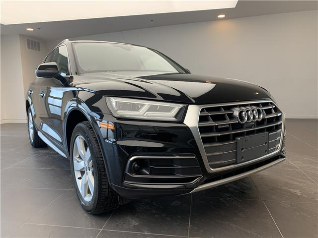 2018 Audi Q5 2.0T Technik (Stk: B9252) in Oakville - Image 1 of 23