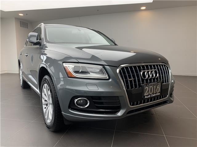 2016 Audi Q5 2.0T Progressiv (Stk: B9288) in Oakville - Image 1 of 21