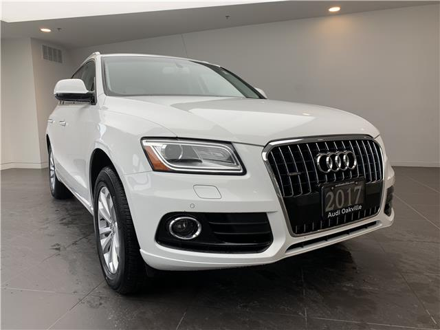 2017 Audi Q5 2.0T Progressiv (Stk: B9294) in Oakville - Image 1 of 21