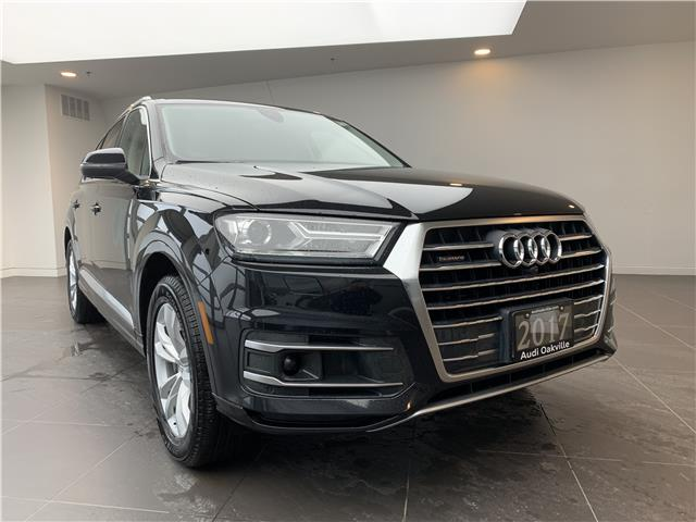 2017 Audi Q7 3.0T Progressiv (Stk: B9295) in Oakville - Image 1 of 22