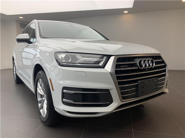 2017 Audi Q7 3.0T Progressiv (Stk: L9300) in Oakville - Image 1 of 21