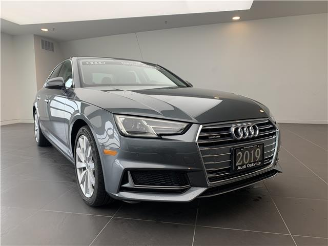 2019 Audi A4 45 Komfort (Stk: 50128) in Oakville - Image 1 of 18