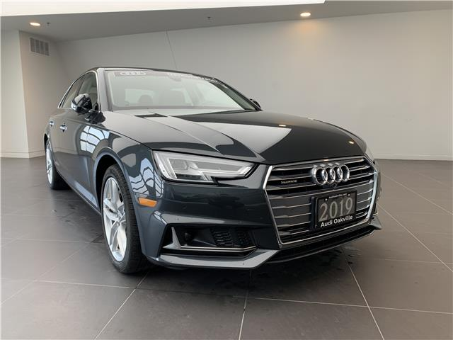 2019 Audi A4 45 Technik (Stk: 50177) in Oakville - Image 1 of 20