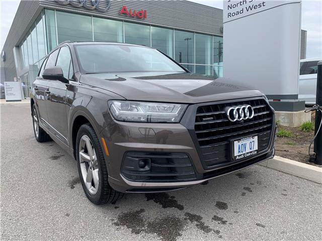 2019 Audi Q7 55 Technik (Stk: 50631) in Oakville - Image 1 of 19