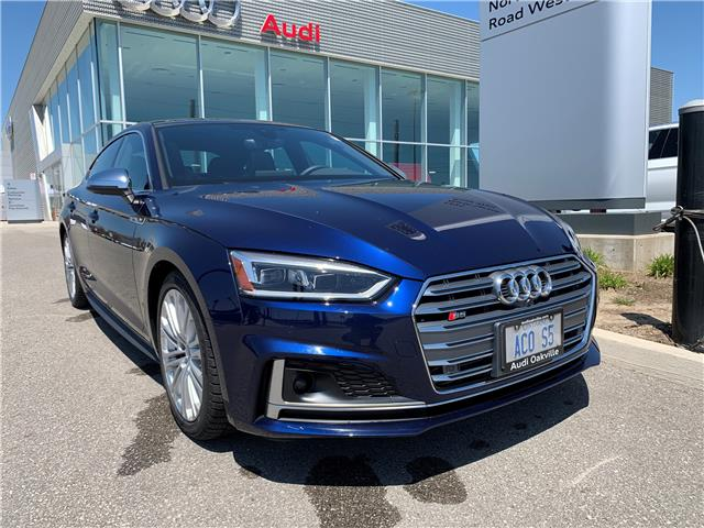 2019 Audi S5 3.0T Technik (Stk: 50622) in Oakville - Image 1 of 21