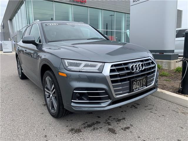 2019 Audi Q5 45 Technik (Stk: 50588) in Oakville - Image 1 of 21