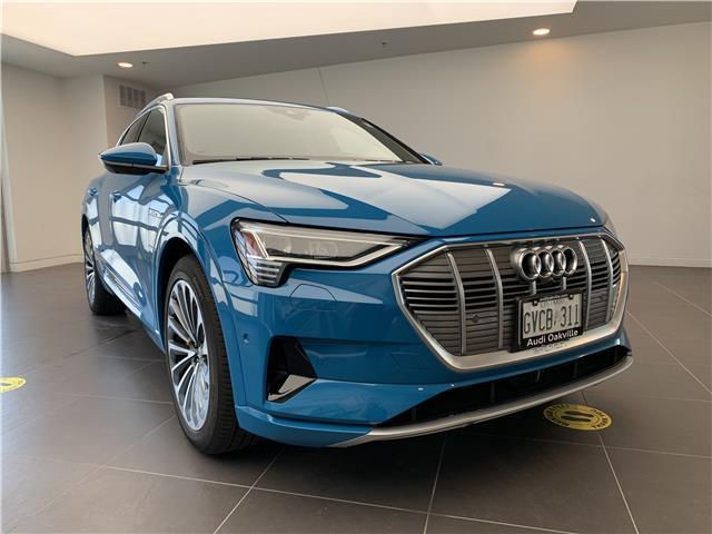 2019 Audi e-tron 55 Technik (Stk: 50831) in Oakville - Image 1 of 21