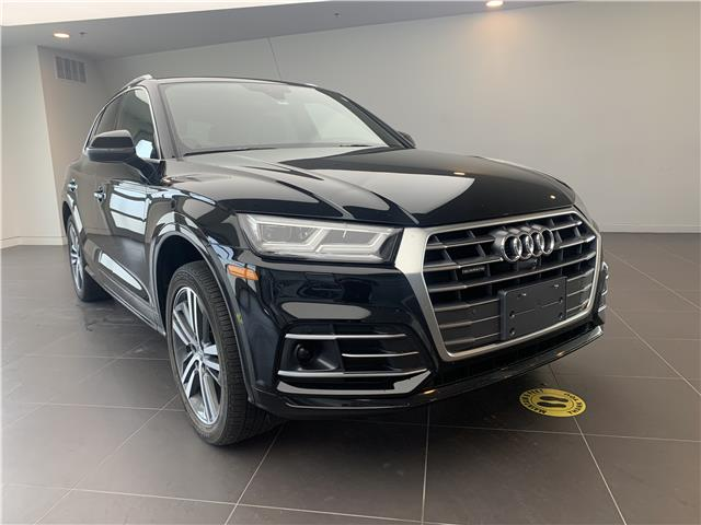 2018 Audi Q5 2.0T Technik (Stk: L9331) in Oakville - Image 1 of 9
