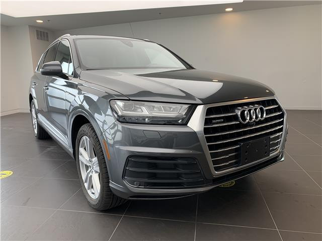 2017 Audi Q7 3.0T Technik (Stk: L9343) in Oakville - Image 1 of 9