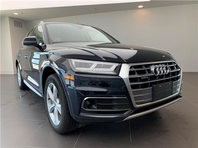 2020 Audi Q5 45 Progressiv (Stk: 51251B) in Oakville - Image 1 of 23