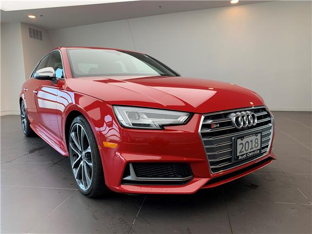 2018 Audi S4 3.0T Technik (Stk: L9372) in Oakville - Image 1 of 22