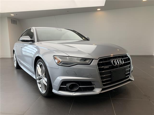 2017 Audi A6 3.0T Technik (Stk: B9393) in Oakville - Image 1 of 9
