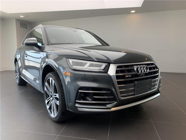 2018 Audi SQ5 3.0T Technik (Stk: L9398) in Oakville - Image 1 of 22