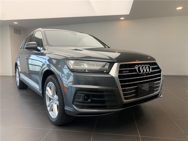 2018 Audi Q7 3.0T Technik (Stk: L9433) in Oakville - Image 1 of 23