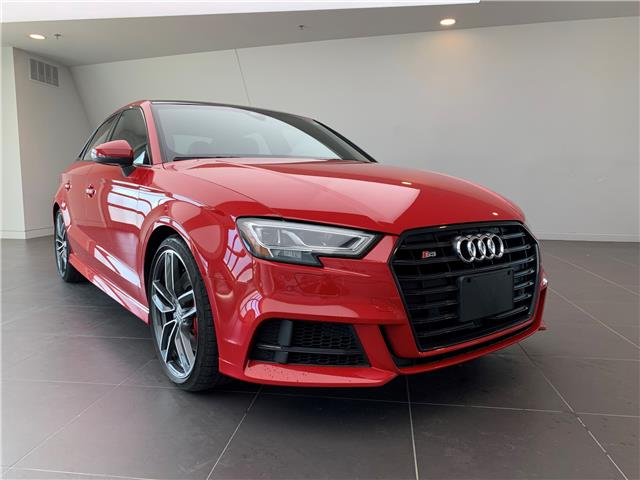 2018 Audi S3 2.0T Technik (Stk: L9476) in Oakville - Image 1 of 22