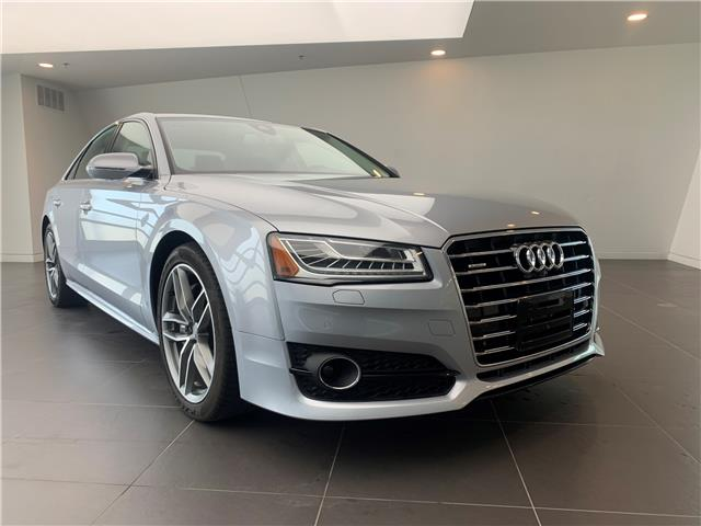 2017 Audi A8 4.0T (Stk: B9484) in Oakville - Image 1 of 23