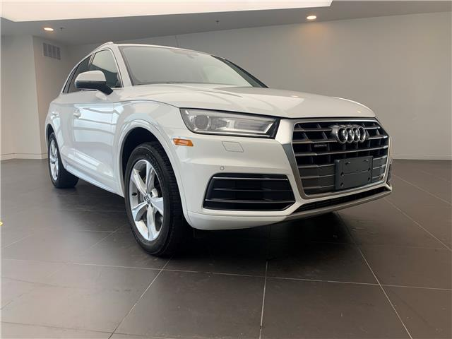 2018 Audi Q5 2.0T Progressiv (Stk: B9517) in Oakville - Image 1 of 22