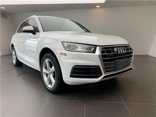 2018 Audi Q5 2.0T Progressiv (Stk: B9534) in Oakville - Image 1 of 22