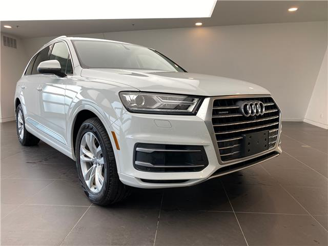 2018 Audi Q7 3.0T Progressiv (Stk: L9562) in Oakville - Image 1 of 10