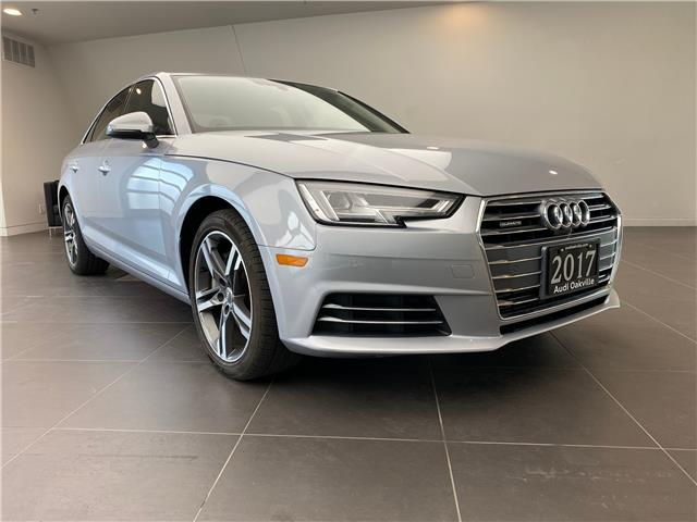 2017 Audi A4 2.0T Technik (Stk: L9575) in Oakville - Image 1 of 22