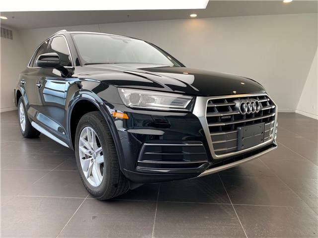2018 Audi Q5 2.0T Komfort (Stk: B9608) in Oakville - Image 1 of 20