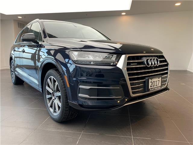 2017 Audi Q7 3.0T Technik (Stk: B9646) in Oakville - Image 1 of 21