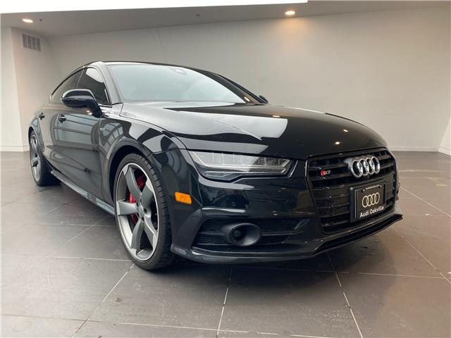 2018 Audi S7 4.0T (Stk: B9662) in Oakville - Image 1 of 19