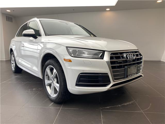 2018 Audi Q5 2.0T Progressiv (Stk: B9656) in Oakville - Image 1 of 21