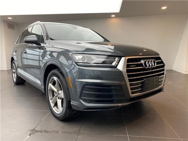 2019 Audi Q7 55 Progressiv (Stk: L9668) in Oakville - Image 1 of 22
