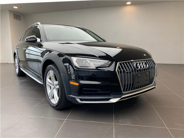 2017 Audi A4 allroad 2.0T Progressiv (Stk: L9665) in Oakville - Image 1 of 20
