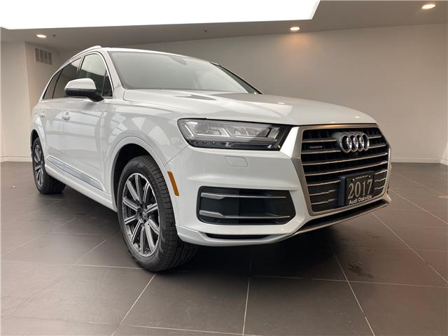 2017 Audi Q7 3.0T Technik (Stk: B9622) in Oakville - Image 1 of 23